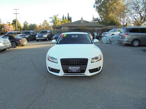 2008 Audi A5 for sale at Hanin Motor in San Jose CA