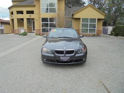2007 BMW 3 Series for sale at Hanin Motor in San Jose CA