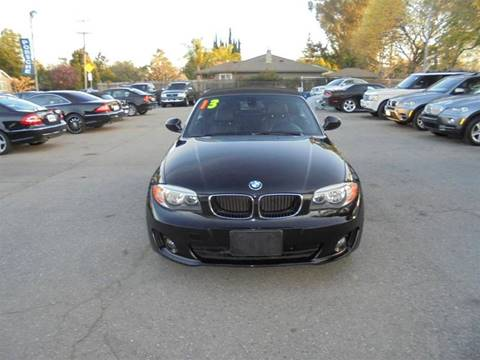 2013 BMW 1 Series for sale at Hanin Motor in San Jose CA