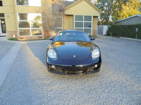 2008 Porsche Cayman for sale at Hanin Motor in San Jose CA