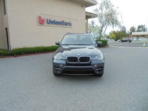 2011 BMW X5 for sale at Hanin Motor in San Jose CA