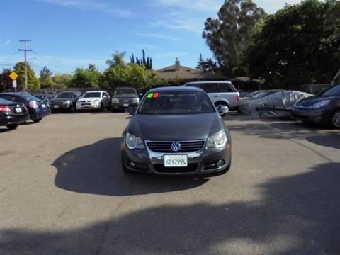 2008 Volkswagen Eos for sale at Hanin Motor in San Jose CA