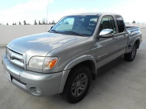 2005 Toyota Tundra for sale at Hanin Motor in San Jose CA