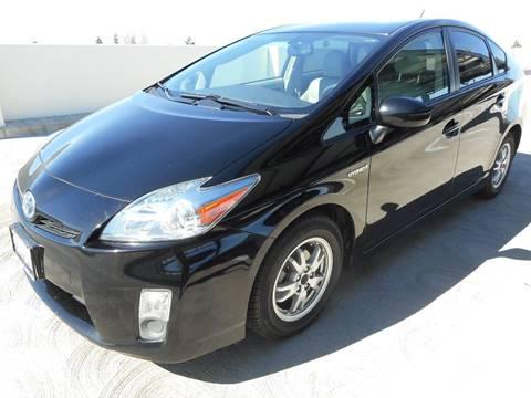 2010 Toyota Prius for sale at Hanin Motor in San Jose CA
