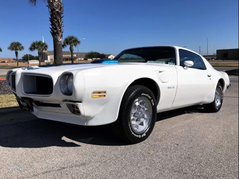 1973 Pontiac Trans Am for sale in Killeen, TX