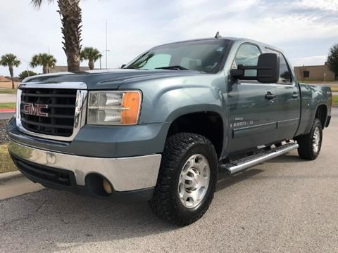 2008 GMC Sierra 2500HD for sale in Killeen, TX