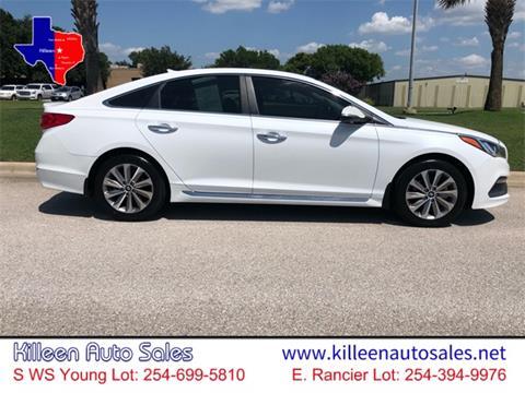 2015 Hyundai Sonata for sale in Killeen, TX