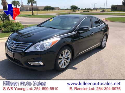 2014 Hyundai Azera for sale in Killeen, TX
