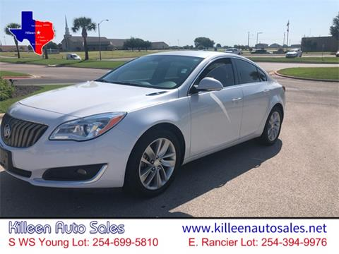 2016 Buick Regal for sale in Killeen, TX