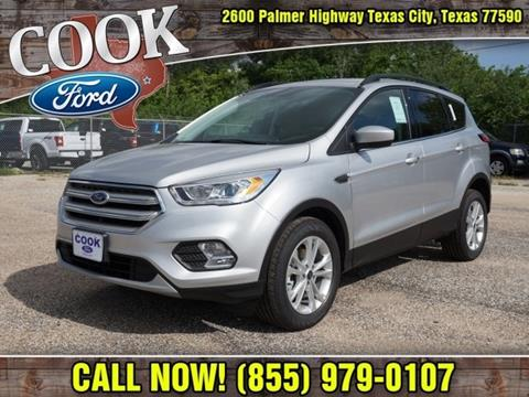 2019 Ford Escape for sale in Texas City, TX