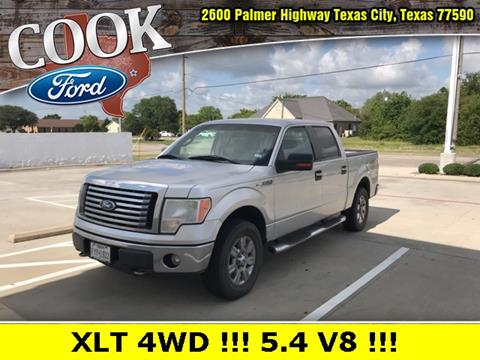 2010 Ford F-150 for sale in Texas City, TX