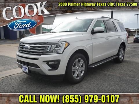 2019 Ford Expedition for sale in Texas City, TX