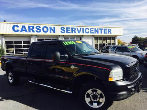2004 Ford F-350 Super Duty for sale in Carson City, NV