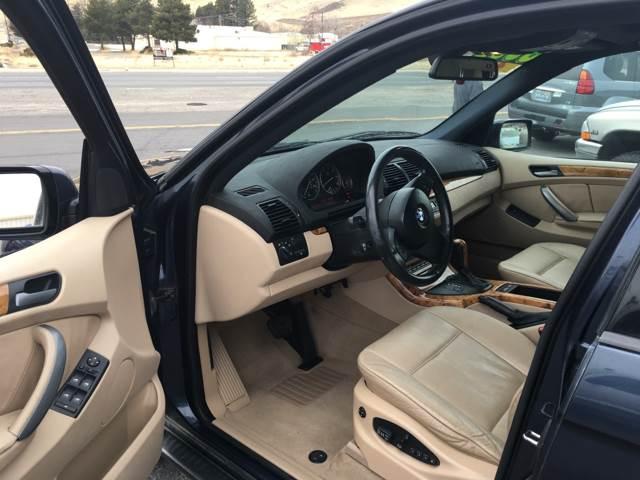 2006 Bmw X5 AWD 44i 4dr SUV In Carson City NV