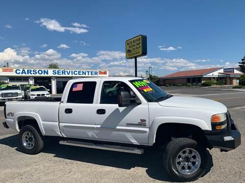 2003 GMC Sierra 2500HD for sale in Carson City, NV