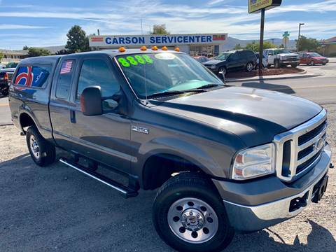 2005 Ford F-250 Super Duty for sale in Carson City, NV