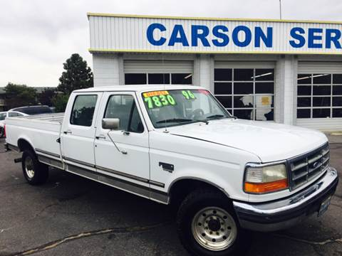 1996 Ford F-350 for sale in Carson City, NV