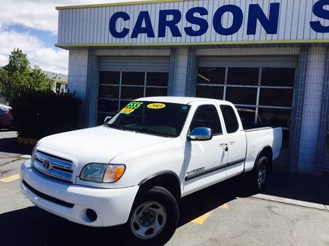 2003 Toyota Tundra for sale in Carson City, NV
