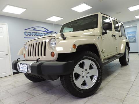 2011 Jeep Wrangler Unlimited for sale in Streamwood, IL