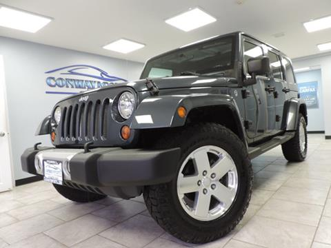 2008 Jeep Wrangler Unlimited for sale in Streamwood, IL
