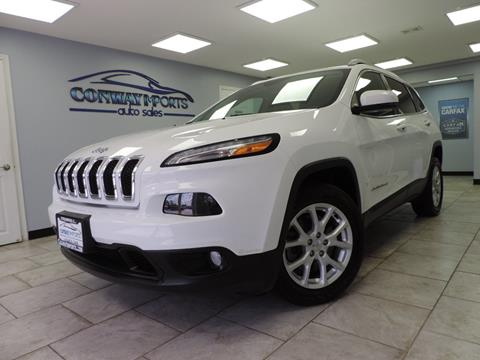 2016 Jeep Cherokee for sale in Streamwood, IL