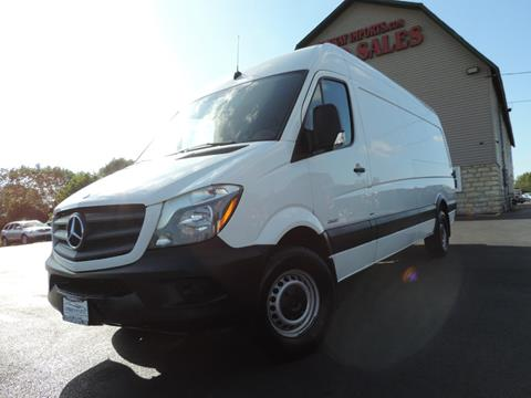 2015 Mercedes-Benz Sprinter Cargo for sale in Streamwood, IL