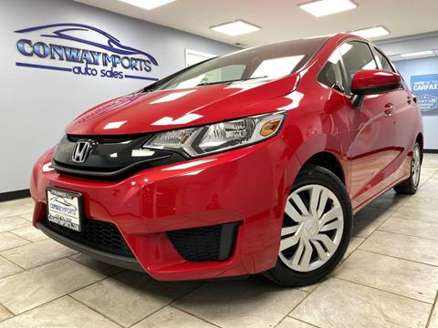 2016 Honda Fit for sale in Streamwood, IL