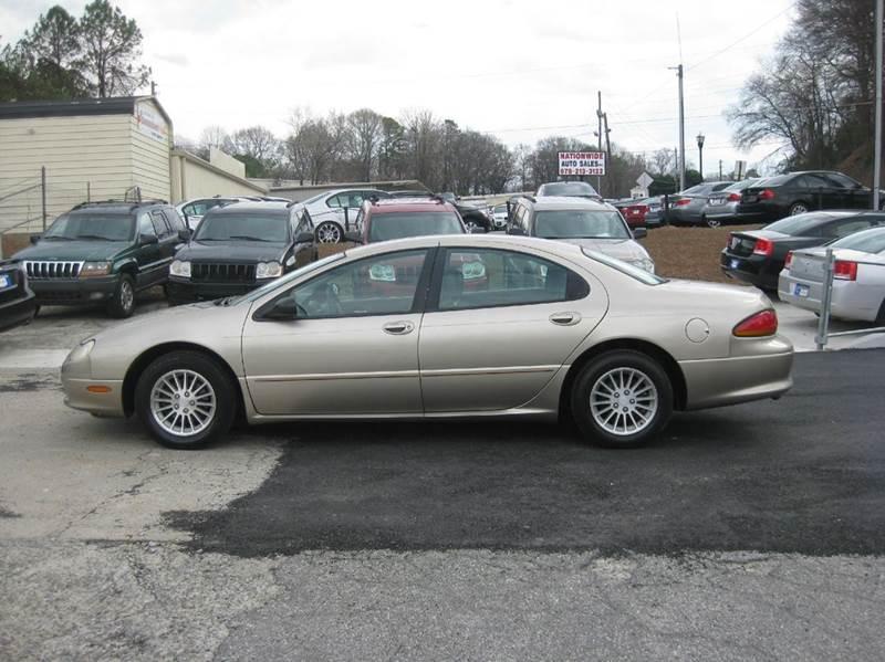 Chrysler concorde problems