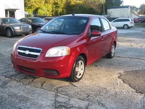 2010 Chevrolet Aveo For Sale In Marietta Ga