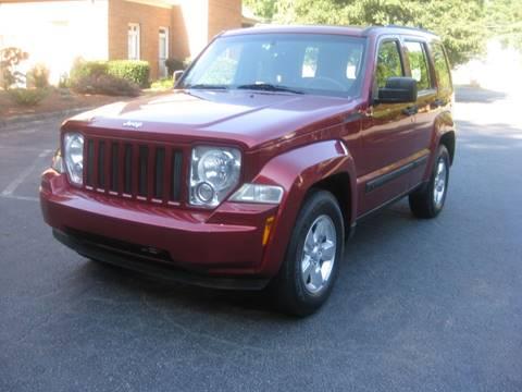 2012 Jeep Liberty for sale in Marietta, GA