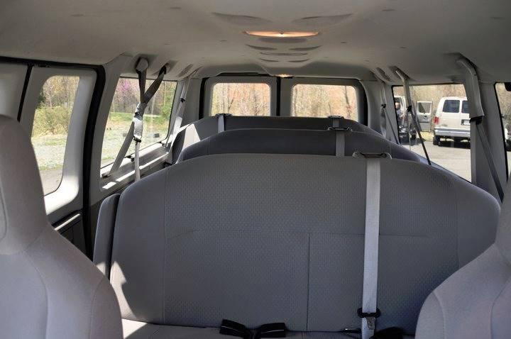 2011 Ford E-Series Wagon E-350 SD XL 3dr Passenger Van - Fredericksburg VA