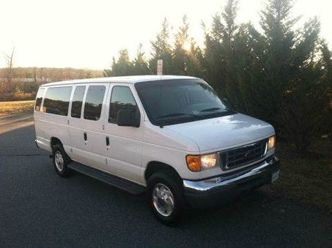 2006 Ford E-Series Cargo for sale at ABS Vans in Fredericksburg VA
