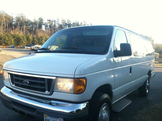 2006 Ford E-Series Wagon for sale at ABS Vans in Fredericksburg VA