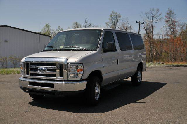2009 Ford E-Series Wagon for sale at ABS Vans in Fredericksburg VA