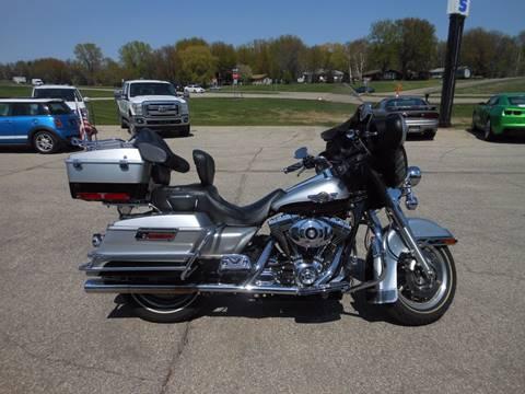 2003 Harley-Davidson Electra Glide for sale in Zumbrota, MN