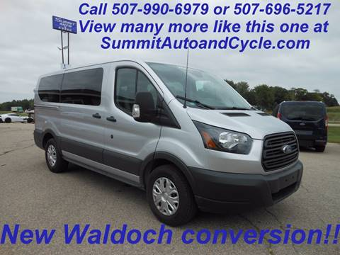 2015 Ford Transit 150 For Sale In Zumbrota MN