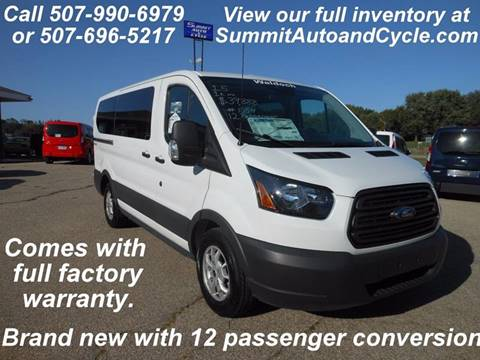 2015 Ford Transit Wagon for sale in Zumbrota, MN