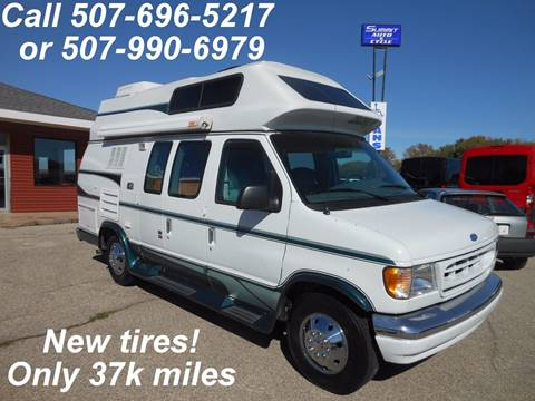 1997 Ford E-350 for sale in Zumbrota, MN