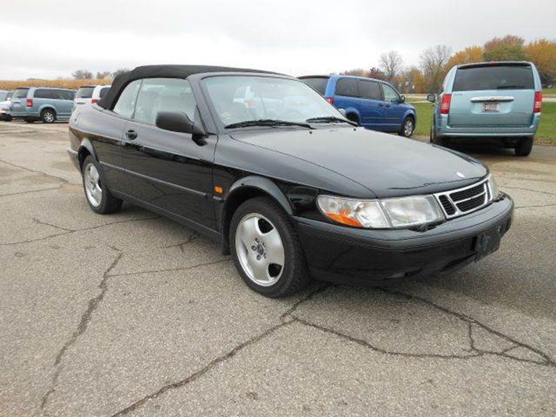 1998 saab 900 se turbo 2dr convertible in zumbrota mn. Black Bedroom Furniture Sets. Home Design Ideas