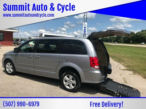 2013 Dodge Grand Caravan for sale in Zumbrota, MN