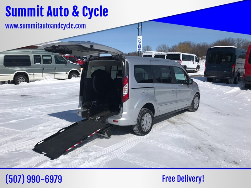 af1becbb65 2017 Ford Transit Connect Wagon XLT 4dr LWB Mini-Van w Rear Liftgate ...