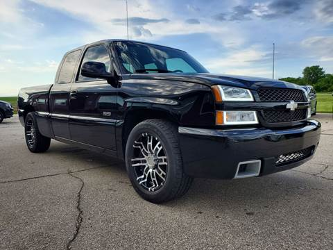 2003 Chevrolet Silverado 1500 SS for sale at Summit Auto & Cycle in Zumbrota MN