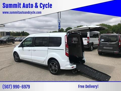 2018 Ford Transit Connect Wagon for sale in Zumbrota, MN