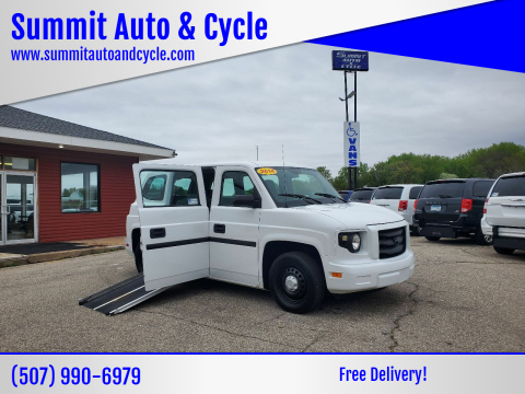 2014 MV1 MV-1 for sale at Summit Auto & Cycle in Zumbrota MN