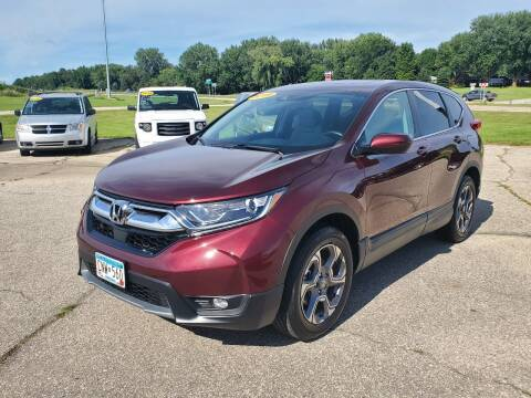 2019 Honda CR-V for sale at Summit Auto & Cycle in Zumbrota MN