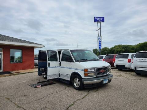 2000 GMC Savana Cargo for sale at Summit Auto & Cycle in Zumbrota MN