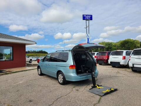 2003 Honda Odyssey for sale at Summit Auto & Cycle in Zumbrota MN