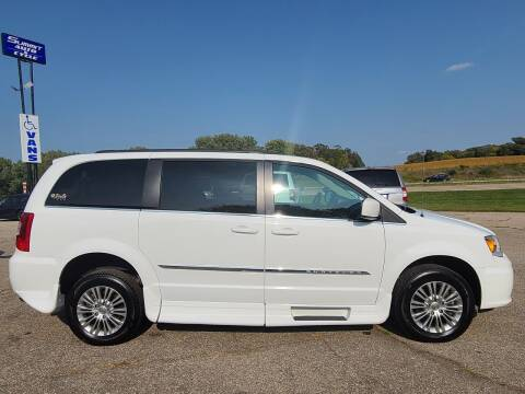 2015 Chrysler Town and Country for sale at Summit Auto & Cycle in Zumbrota MN
