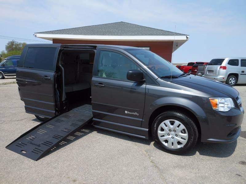 2015 Dodge Grand Caravan American Value Package 4dr Mini Van