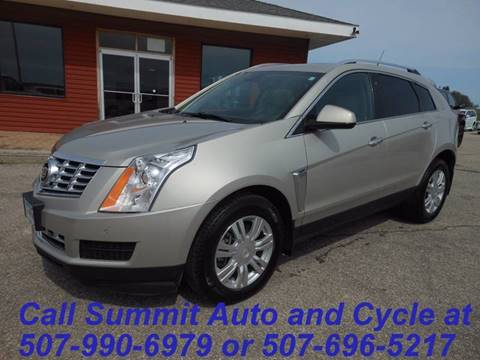 2014 Cadillac SRX for sale in Zumbrota, MN